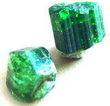 Chrome Tourmaline crystal, green Madagascar tourmaline, exclusive tourmalines, tourmaline information data