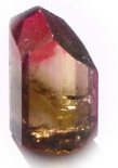 Liddicoatite Tourmaline crystal, red brown white Madagascar tourmaline, exclusive tourmalines, tourmaline information data