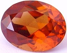 8.11 carats Oval Malaya garnet gemstone, orange garnets, exclusive loose faceted malaya garnets, pyrope spessartite shopping