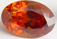 Malaya garnet gemstone, orange garnet, exclusive loose faceted malaya garnets, pyrope spessartite shopping