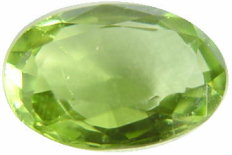 1.93 carats oval peridot gemstone, green gems, exclusive loose faceted peridots, gemstones shopping