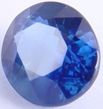 1.54 carats untreated cushion blue sapphire gemstone, transparent gems, exclusive loose faceted sapphires, gemstones shopping