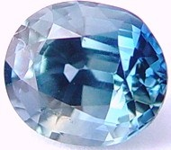 2.02 carats untreated lightblue sapphire gemstone, transparent gems, exclusive loose faceted sapphires, gemstones shopping