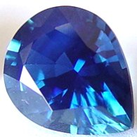 2.20 carats Pear sapphire, blue sapphires, exclusive loose faceted sapphire, natural sapphire shopping