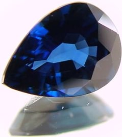 2.ot carat sapphire gemstone, transparent gems, exclusive loose faceted sapphires, gemstones shopping