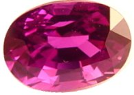 1.66 carats oval pink sapphire gemstone, transparent gems, exclusive loose faceted sapphires, gemstones shopping