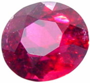 Exceptional rubellite tourmaline gemstone, exclusive loose faceted tourmalines, Madagascar gemstones shopping