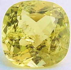 Yellow tourmaline gemstone, exclusive loose faceted Tsilaizite tourmalines, Madagascar gemstones shopping