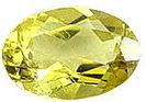 Yellow tourmaline gemstone, exclusive loose faceted tourmalines, Tsilaizina Madagascar gemstones shopping